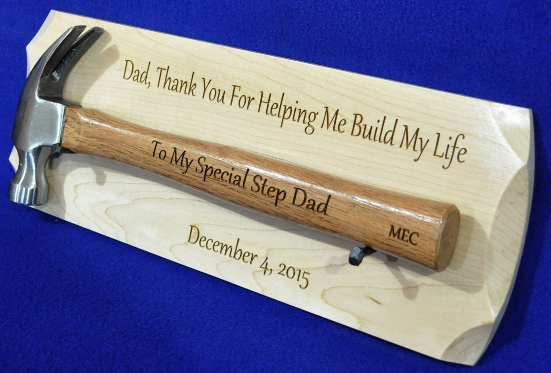 Father Gifts Wedding: Step Father Gift Wedding Gift For Step Dad Gift To Dad