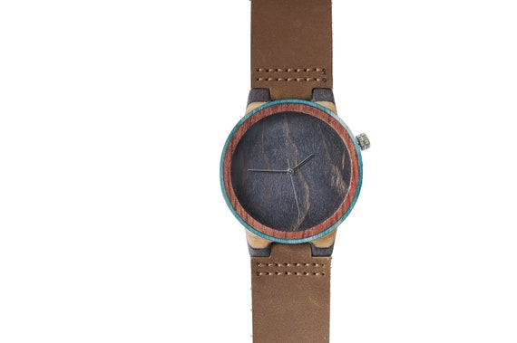 7PLIS watch #118 Recycled SKATEBOARD #madeinfrance