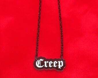 Creep necklace