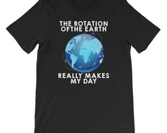 Kids Funny Earth Day TShirt Love Earth Really Makes My Day