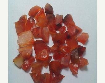 80% OFF SALE 5 Pieces Cornelian Rough