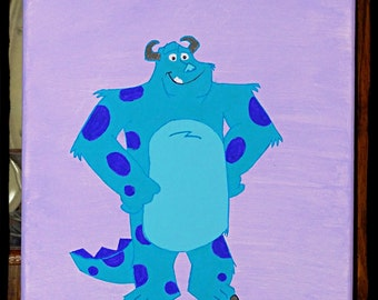 Made-to-Order - Sulley from Monster's Inc.