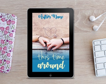 Premade eBook Cover -  This Time Around