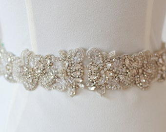 "Jaxie ""Harper"" Bridal Belt"