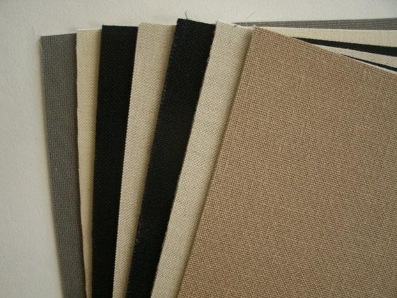7 11 x 14 Burlap Picture Frame Mat Board Blank Uncut Acid Free Mat ...