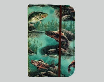 Kindle Cover Hardcover, Kindle Case, eReader, Kobo, Kindle Voyage, Kindle Fire HD 6 7, Kindle Paperwhite, Nook GlowLight Fish