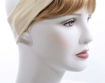 Instant Hair Headband - Headband to Attach Hair | Use with Bangs & Fringe