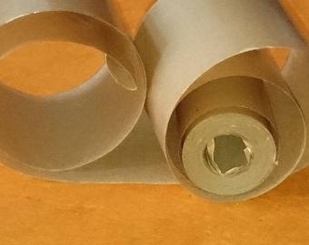 Gummed kraft paper roll