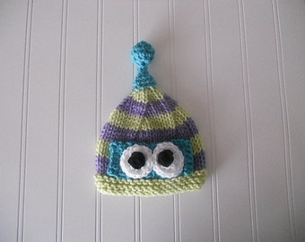 Take Me To Your Leader - Adorable Alien Robot Hat