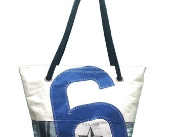 Bag Pacific Beach 6 recycled boat sail