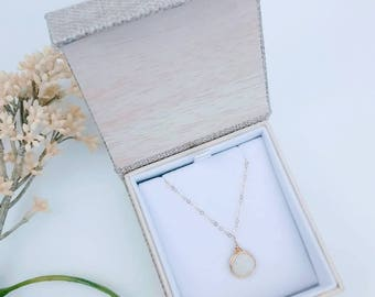 Drusy Necklace | 14K Gold Drusy   Necklace | Drusy Jewelry | Bridesmaid Necklace | Bridesmaid Gift | Valentine Gift |  Valentine's for Her