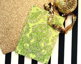 Anna Griffin Collection Green Collection Hardcover Bound Journal
