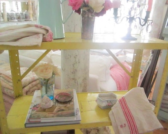special listing      Layaway order payment   7 items reserved yellow shabby chic cottage prairie french farmhouse