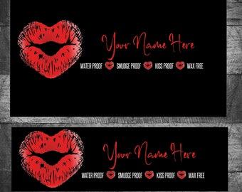 Kiss Heart, FACEBOOK COVER LIPSENSE, SeneGence Facebook Group Cover, LipSense face book, Lipsense, Custom,Distributor,  Digital Download