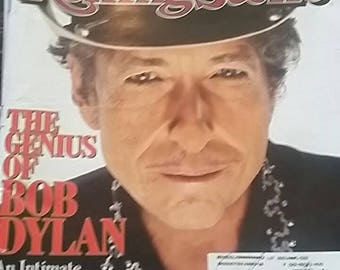 Bob Dylan Rolling Stone Magazine September 2006 Music Collectible Magazines