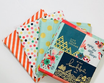 Bundle Options On Trend By Jenn Allyson for My Minds Eye for Riley Blake Designs- 4 Fabrics
