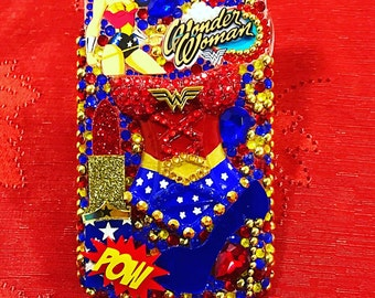 Wonder women case cover for Iphone