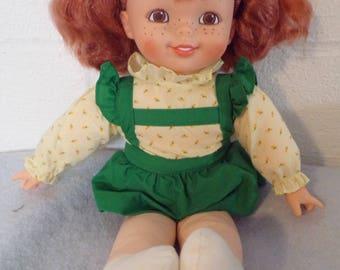 cloth body doll