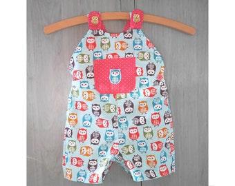 Children Baby Romper sewing pattern Pdf BREEZY, Overall Dungaree pattern, Children Romper, Toddler Romper Girl Boy, newborn - 6 years