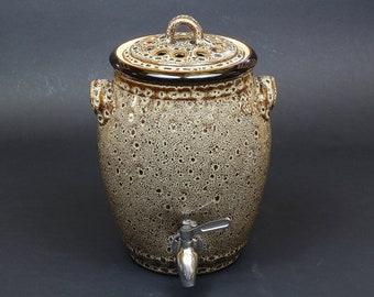2 Gallon Ceramic Kombucha Crock Made To Order