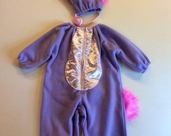 Unicorn costume, kids toddler costume