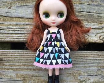 Retro Middie Blythe Dress