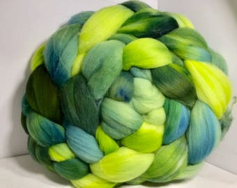 Spinning Fiber Rambouillet - 5oz - Fairy Ring 1