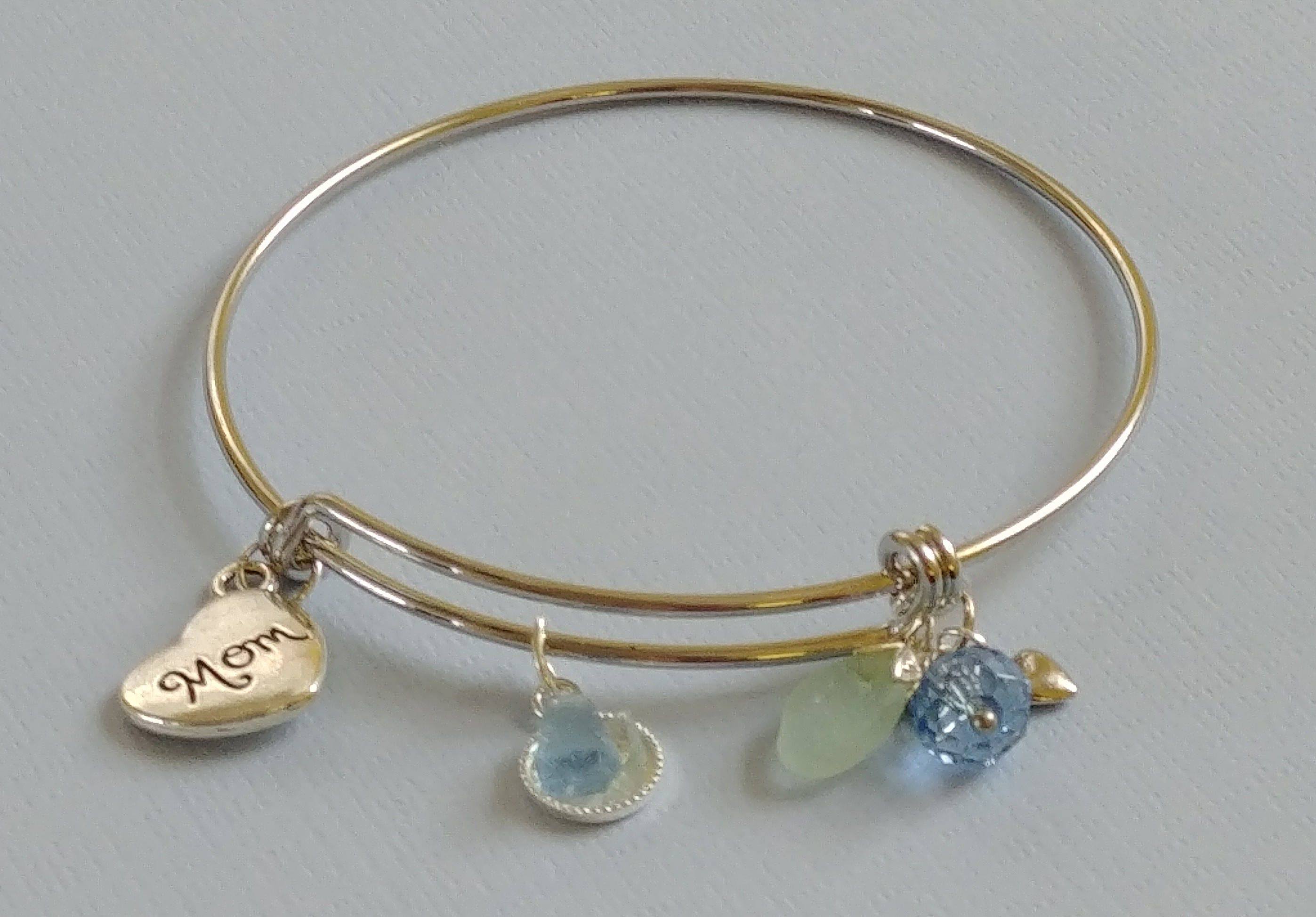 moss day aquamarine pin s energy bracelet march birthstone mother bracelets mothers