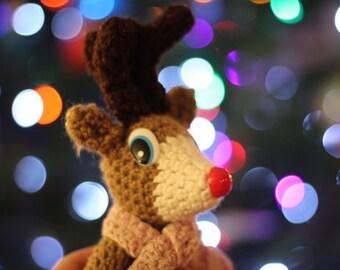 Little Reindeer Crochet Pattern