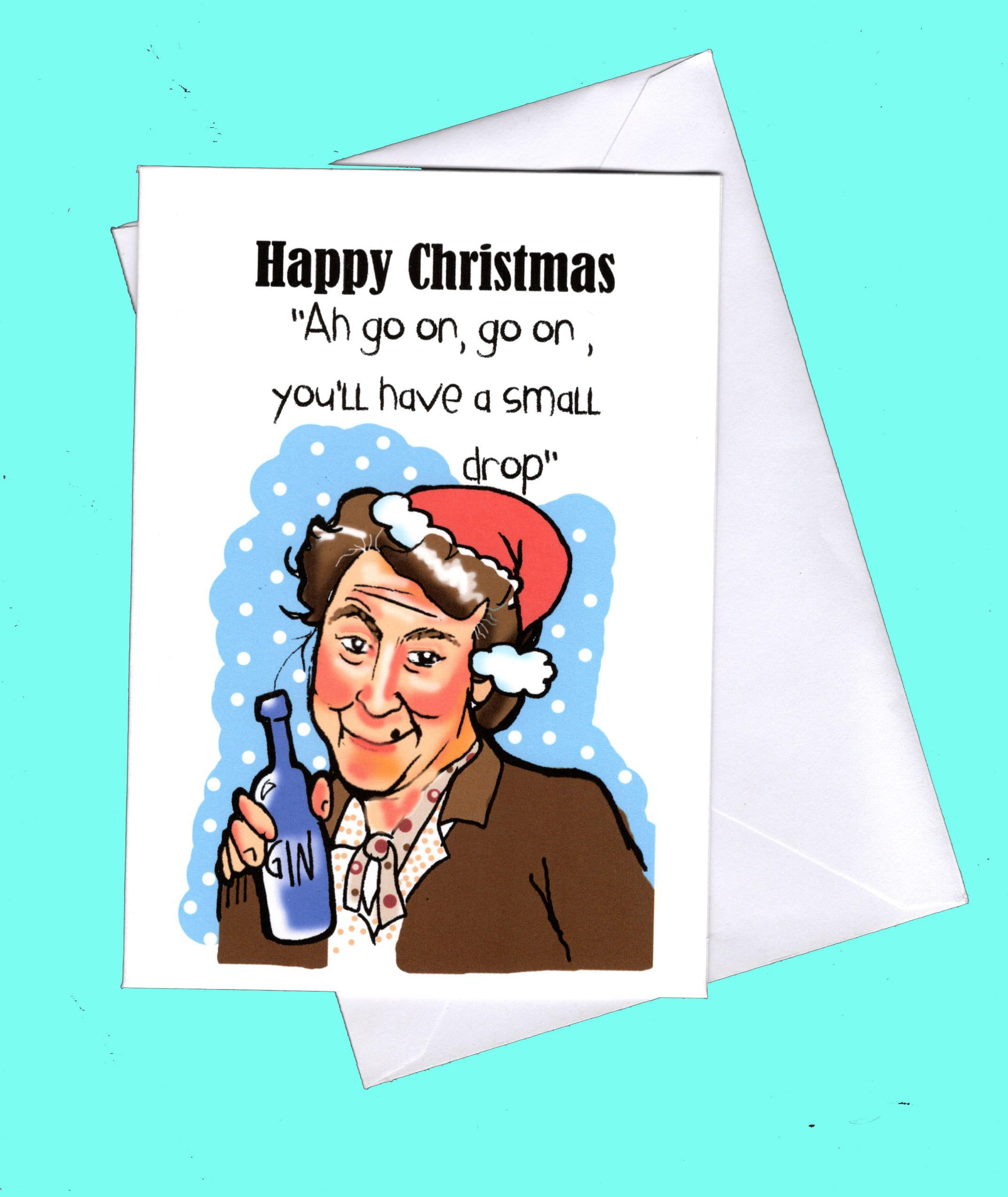 Funny christmas card fr ted father ted card irish zoom kristyandbryce Images