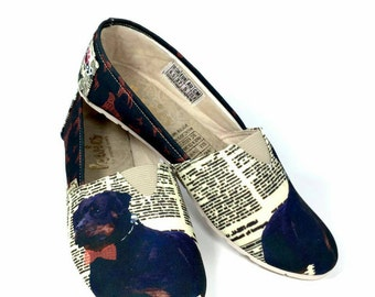 ROTTWEILER SHOES, Women shoes, Dog Lovers, dog breeds, Rottweiler lovers, Rottweiler, pawies