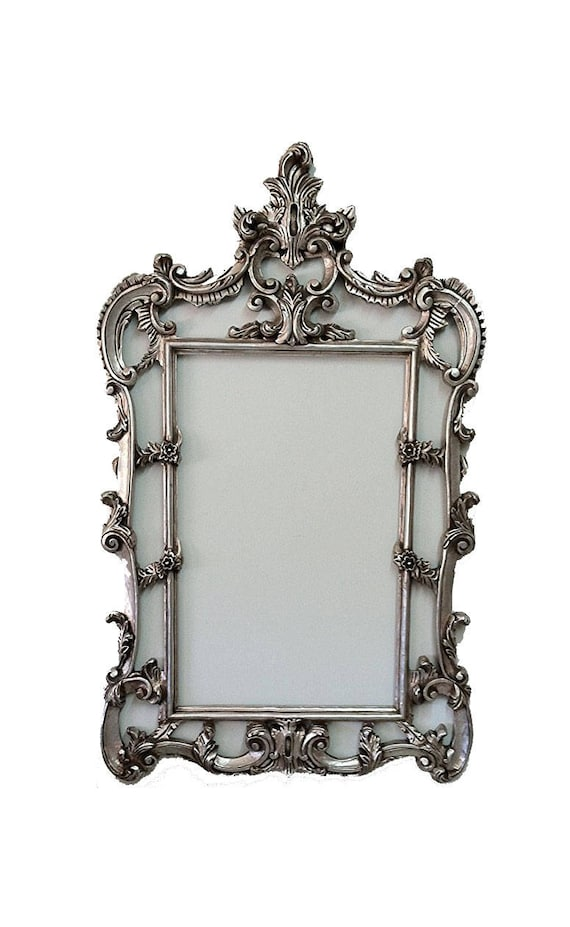 Shabby Chic Frame for Mirror, French Baroque Frames, Wall Frames ...