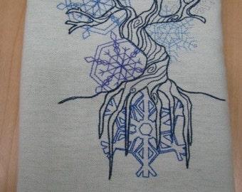 Winter Tree - EXTRA STOCK