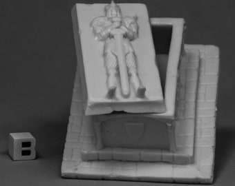 Large Sarcophagus - 77540 - Reaper Miniatures