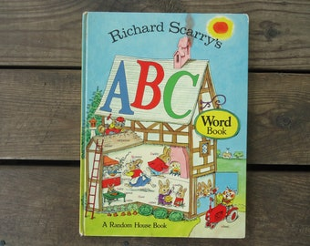 ABC Word Book for Children