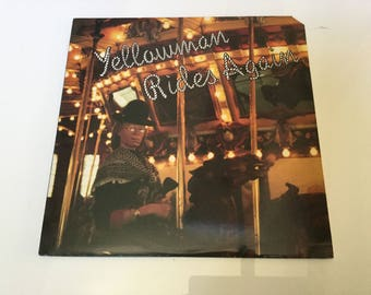 Yellowman Rides Again on RAS Records 1988