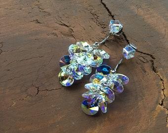 Dangling SWAROVSKI Earring