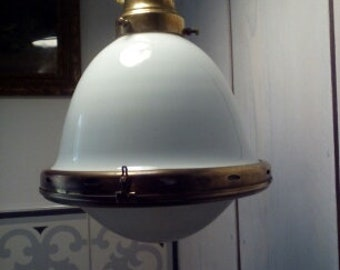 light fixture from the 30's french vintage