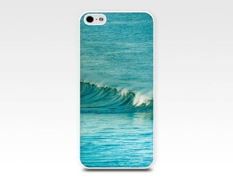 iphone 5s case 6 4s nautical iphone case 5 iphone 4 beach scene iphone 5 5s case artist designed photo ocean waves phone iphone 5 case teal