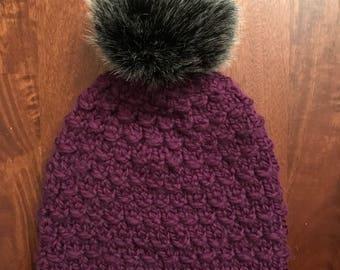Merino Wool Hat, Ellis hat