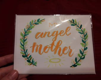 Hand Painted Mother's Day cards