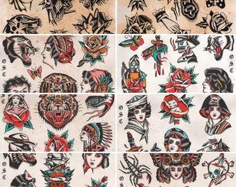 Set of 8 Prints