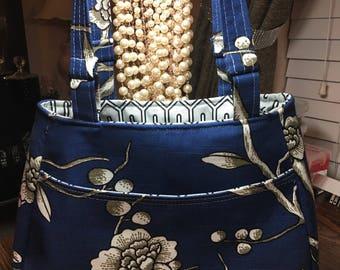 Custom made allen purse