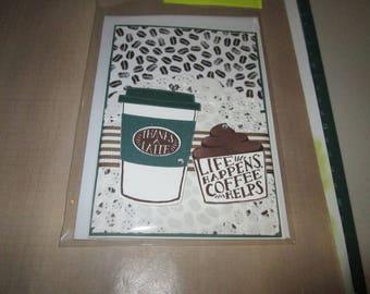 Thankyou Card Homemade
