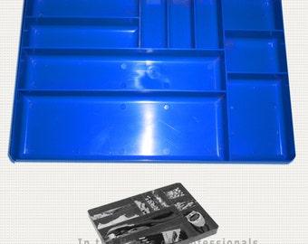 """ERNST Mfg 5012 """"The Tray"""" BLUE Tool Organizer"""
