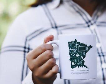 Twin Cities Collective Mug