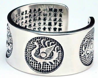 Real Real Thai Silver Four Mythical Animals Ring For Men 999 Sterling Silver Free Size Rings Bless Lucky Block Evil free delivery