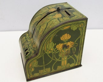 Commonwealth 3-Coin Bank - Pat.1905