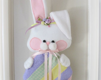Easter Door Decor | Easter Wall Hanging | Easter decorations | Easter Bunny decor | Spring decoration | Spring door decoration |