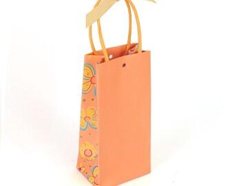 Sacs-cadeaux oranges - paquet de 30